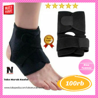 Ankle Support Elastic Brace Guard Football Basketball Sport Angkle