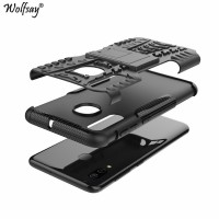 CASING SAMSUNG GALAXY A30 / A50 A50S RUGGED ARMOR BACK COVER HARD CASE
