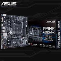Motherboard ASUS PRIME A320M-K (AM4, A320, DDR4)