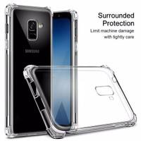 Anticrack Samsung J4 Plus dan J6 Plus Silikon Case Jelly Softcase