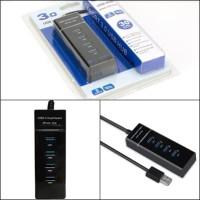 USB HUB 3.0 4 Port (Cabang usb 3.0)