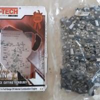 Mata Rantai Gergaji Kayu Chainsaw Chain Saw 38T Bar 22 inch V-Tech