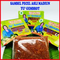 Sambel Pecel Madiun Yu Gembrot Selera Pak Jokowi