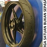 Michelin 90/80-14 Pilot MotoGP Motor Matic Ban Soft Compound Tubeless