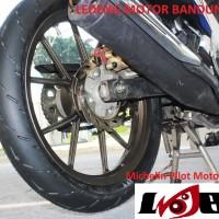 Michelin 90/80-17 Pilot MotoGP Motor Bebek Ban Soft Compound Tubeless