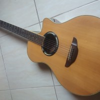Jual Gitar Yamaha APX 500 ii - APX500ii Ori - Asli - Original Bekas