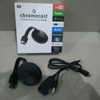 Chromecast G2 F Google Chrome Cast Wifi Display Dongle Anycast