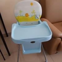 baby chair pliko high chair kursi makan bayi anak babychair highchair