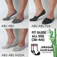 Kaos Kaki Hidden socks invisible serat bambu arang bambo original asli