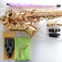 Saxophone Soprano Baby Curve Walker Germany Best Dealss