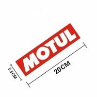 CUTTING STICKER MOTUL|BAHAN VINYL WATERPROOF HIGH QUALITY| MOBIL&MOTOR