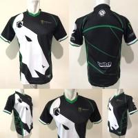 Jersey Liquid Green TI 2018   Kaos Tshirt Baju Gaming