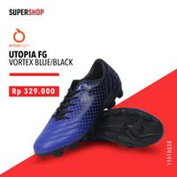 Sepatu Bola ORTUSEIGHT UTOPIA FG VORTEX BLUE/BLACK