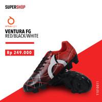 Sepatu Bola ORTUSEIGHT VENTURA FG RED/BLACK/WHITE