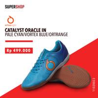 Sepatu Futsal ORTUSEIGHT CATALYST ORACLE IN PALE CYAN/VORTEX BLUE/ORTR
