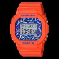 Casio Baby-G BGD-560SK-4DR - Jam Tangan Wanita - Orange