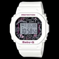 Casio Baby-G BGD-560SK-7DR - Jam Tangan Wanita - Putih