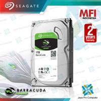 Seagate Barracuda 1TB HDD / Hardisk / Harddisk Internal PC 3.5