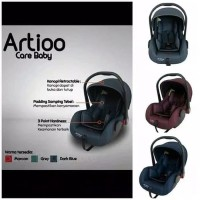 Carseat Care Baby Artioo - Baby Carrier (KHUSUS JNE-WAHANA-J&T-POS)