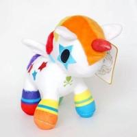 Boneka Unicorn Rainbow 35 cm Balmut Unicorn Boneka Panda Bare Bear 2