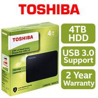 TOSHIBA CANVIO BASIC 4TB