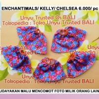 Baju Rok Mattel Boneka Enchantimals-Kelly/Chelsea(BARBIE SISTER) 06