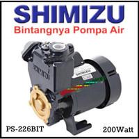 Pompa Air - Pompa Air Automatis - Pompa SHIMIZU PS226BIT - 200 Watt