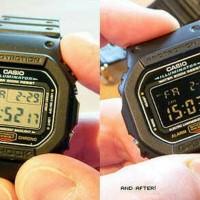 Plastik Polarizer Lcd - Negative Display Lcd Speedometer - Jam