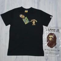 Bape Apes Together Strong Tee / T Shirt / Kaos Unisex / Pria / Wanita