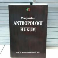 buku pengantar antropologi hukum