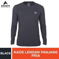 Eiger Indonesia T-shirt - Black