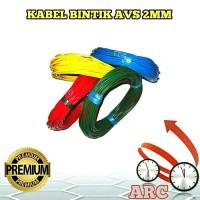 Kabel Bintik - Kabel AVS 2mm