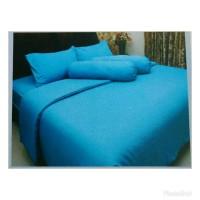 bedcover set Rosewell warna biru turkish size 160x200
