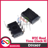 [CNC] DS1307 DIP-8 SERIAL I2C RTC REAL TIME CLOCK IC