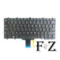 Keyboard for Dell Latitude E5250 E5270 E7250 E7270 Backlit