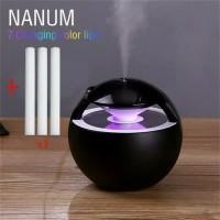 Lampu Tidur RGB Aroma Terapi USB Humidifier Mist Maker Pelembab Udara