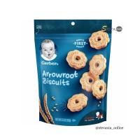 Gerber Graduates Arrowroot Cookies 155g
