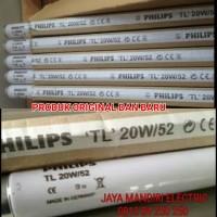 LAMPU TL BLUE LIGHT / TL BAYI PHILIPS 20 WATT