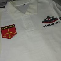 Atasan/Kaos/Polo Shirt/COSTUM DIKSUSBARESKRIM PENYIDIK PEMBANTU POLISI