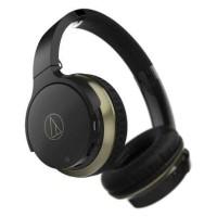 Audio Technica ATH-AR3BT Black Bluetooth On-Ear Headphone Original