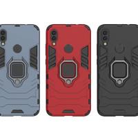 Xiaomi Redmi Note 7 - Luxury Hard case Armor KickStand with i-ring