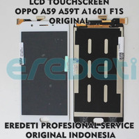 LCD TOUCHSCREEN OPPO A59 A59T A1601 F1S ORIGINAL KD-002333 - White