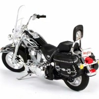 Mainan Motor Miniatur Harley Davidson 2002 Klasik IMPOR