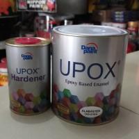 Cat lantai epoxy Upox danapaint colour - semua warna/ Floor coatings