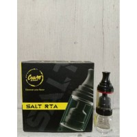 ATOMIZER SALT RTA MTL 18MM BY COIL ART COILART HITAM