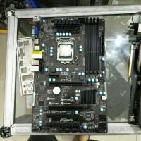 mainboard asrock z77 procsesor core i7-3770