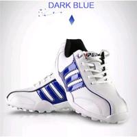Sepatu Golf ORIGINAL PGM UKURAN 42 Warna Biru Tua - Putih Biru, 42