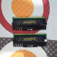 Memory Corsair Vengeance PC 12800 1600 Mhz DDR 3 8 GB Ram