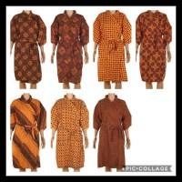 Terlaris Kimono Batik Pria | Piyama | Baju Tidur | Baju Spa - Gunawan