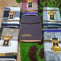 sarung Wadimor songket premium exlusive jaquard mode sutra